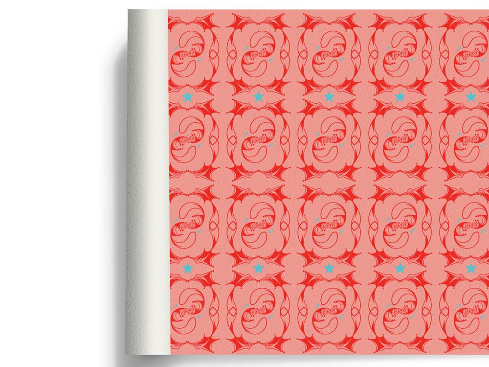 E glue blog latest trends in kids room decor part 4 for Papier peint pour chambre bebe