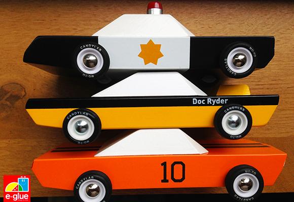 coches de carrera, policía y deportivo para niños