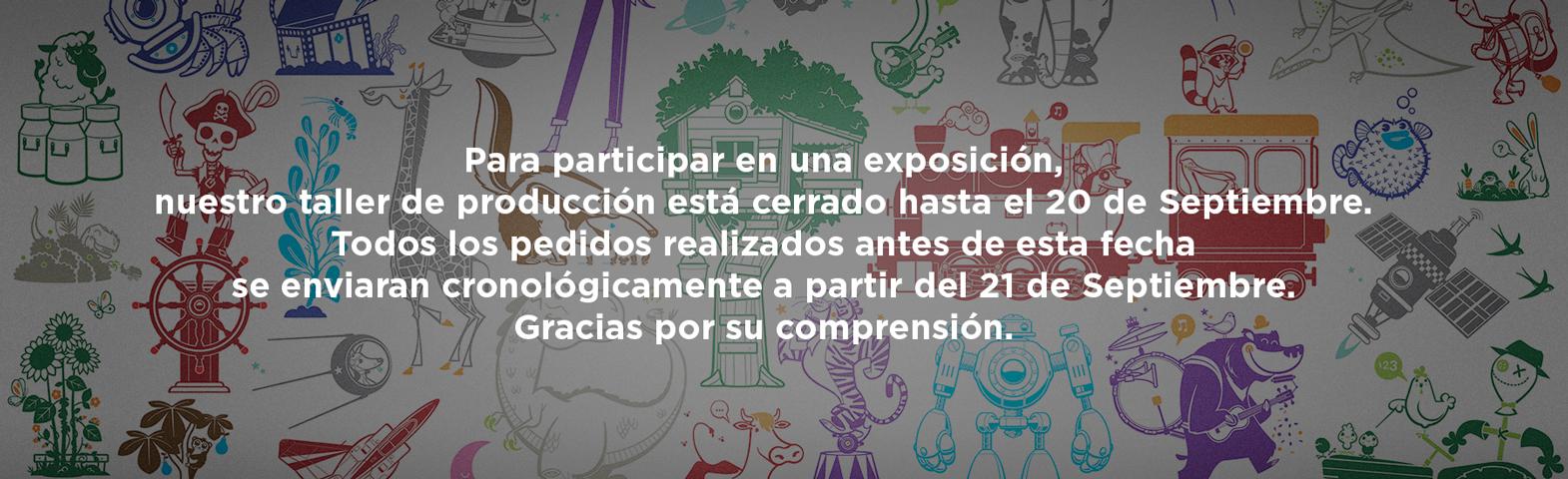 exposición 2020