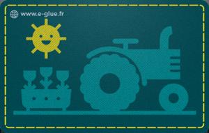 carte cadeau tracteur