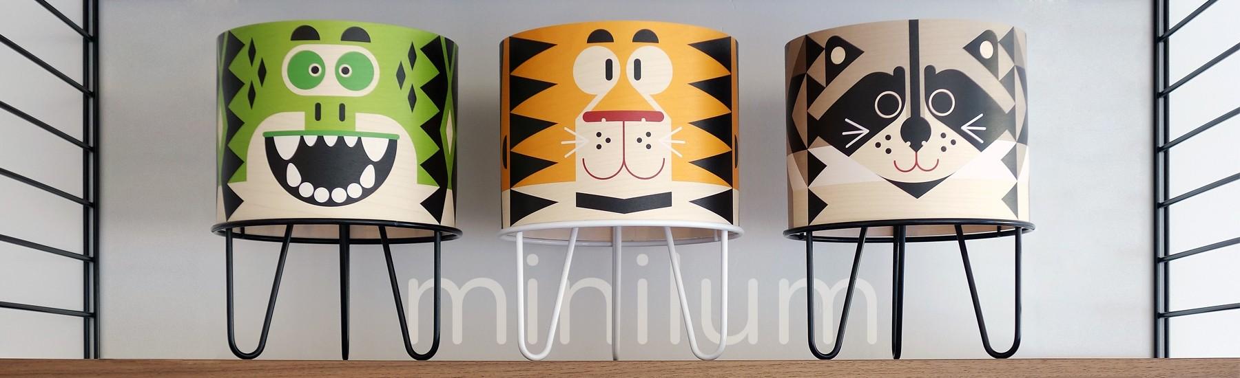 luminaire et lampe design chambre bébé et enfant par E-Glue Studio