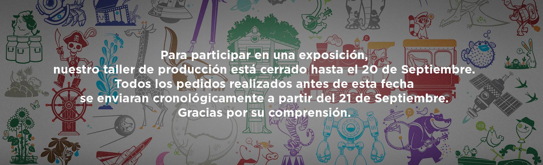 Exposición 2020 - Clausura Taller de Producción