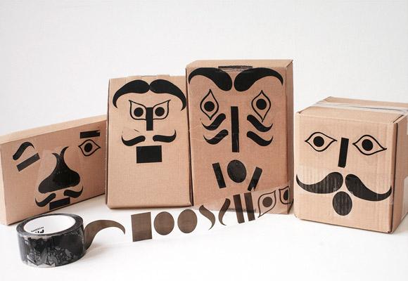 CHILDREN'S GORILLA // facestape