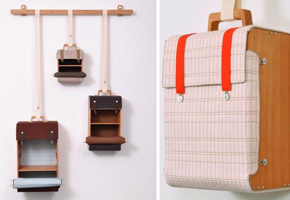 LOTTY LINDEMAN // storage suitcases