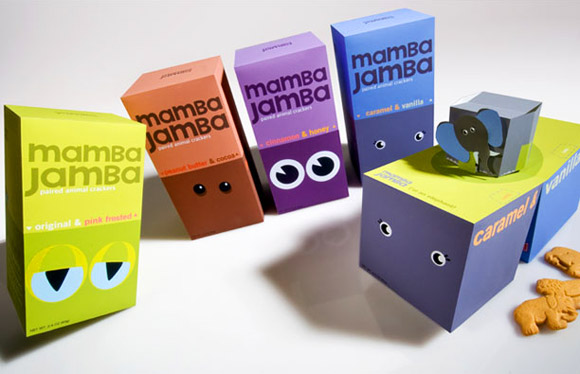 MAMBA JAMBA by MEG EATON // crackers for kids