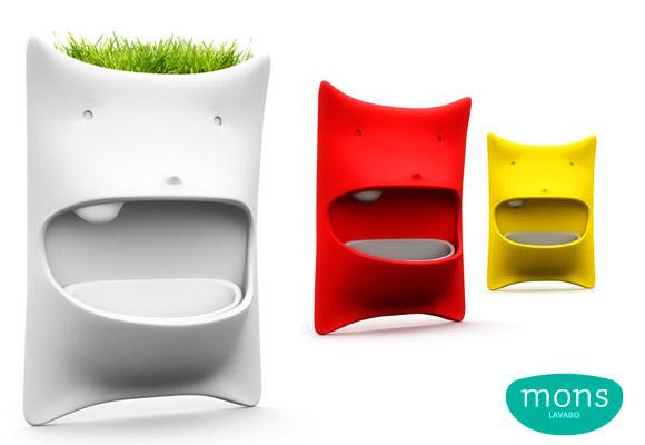mons lavabo rigolo pour enfants now for kids by e glue. Black Bedroom Furniture Sets. Home Design Ideas