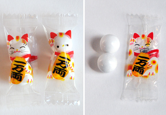 BEACH PACKAGING DESIGN - RANDY LUDACER // cat candy packet