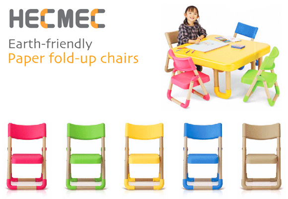 HECMEC Earth Friendly Furniture For Kids