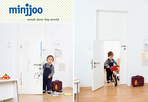 MINJJOO // small door for kids