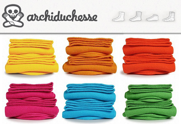 ARCHIDUCHESSE // trendy & hi-quality socks
