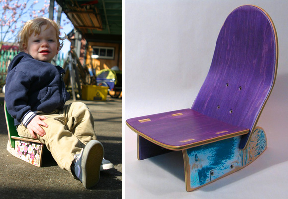 JASON GREENE // children's chair