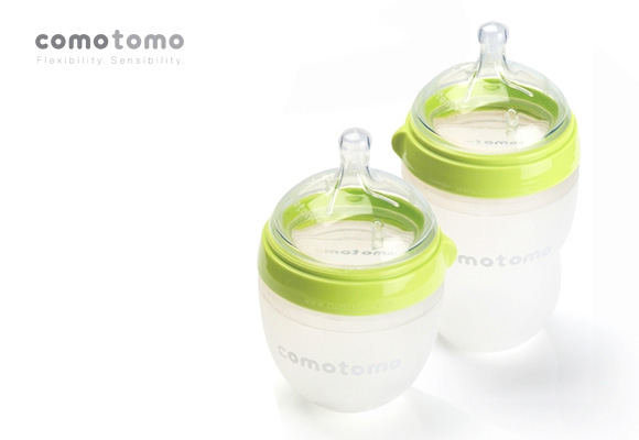 COMOTOMO // innovative baby bottle