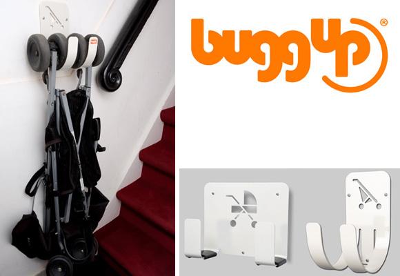 BUGG UP // stroller hook