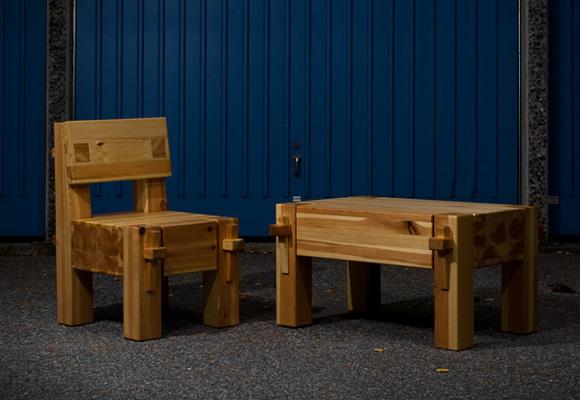 AXEL KÅRFORS // heavy duty recreation furniture