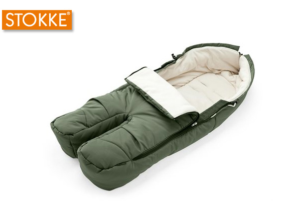 STOKKE // foot muff for stroller