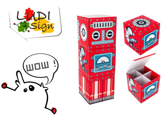 GUUS OOSTERBAAN for LUDI-SIGN // robox