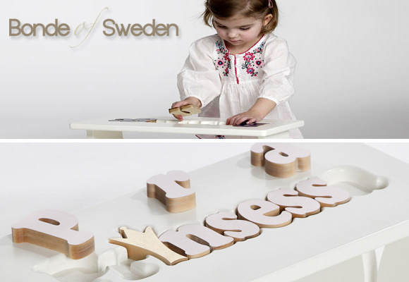 BONDE OF SWEDEN // design your kids stool