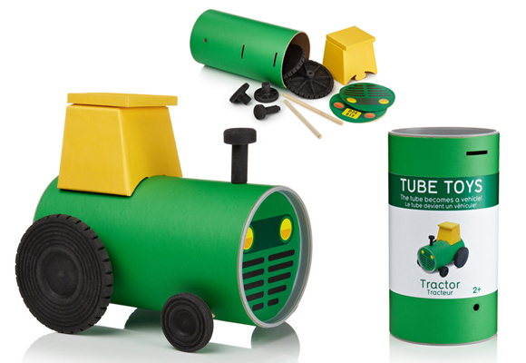 tube-toys by Oscar Diaz studio