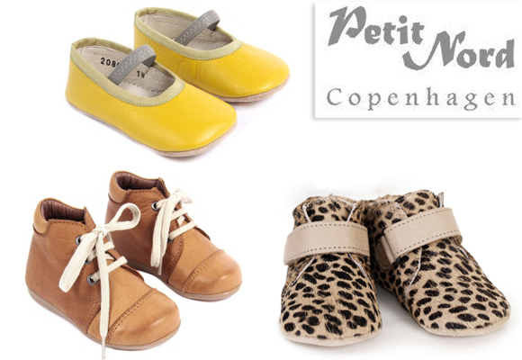 PETIT NORD // baby shoes collection