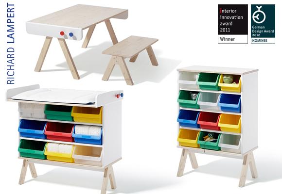 modular kids furniture set