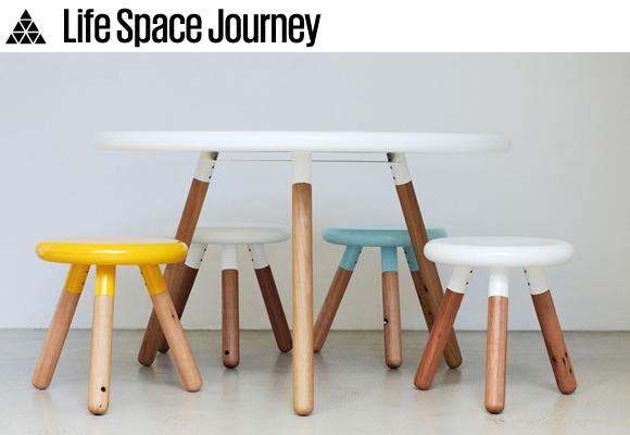 spun kids table