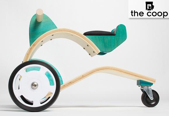 coop bike toy line