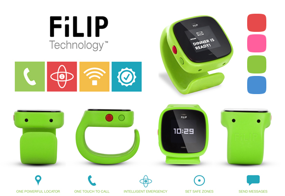 filip children's locator, phone and watch all-in-one
