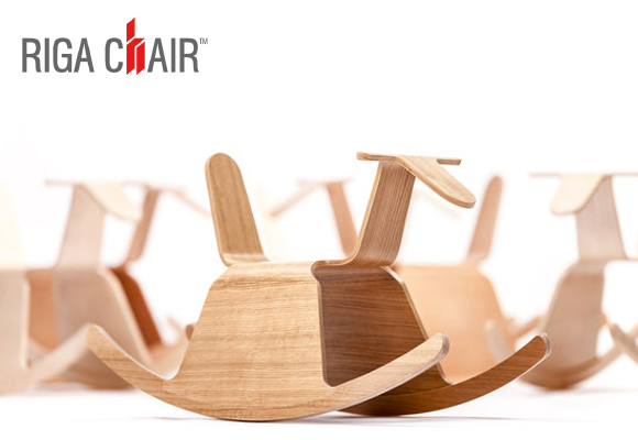 roo oak rocking animal toy for kids